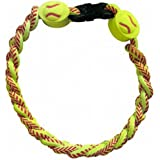 IMC Titanium Ionic Braided Wristband - Softball