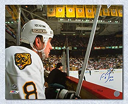 f9830cad Image Unavailable. Image not available for. Color: Cam Neely Boston Bruins  Autographed ...