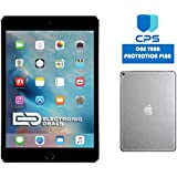 Apple iPad Mini 1st Gen 7.9-inch Tablet (Certified Refurbished) w/ED Bundle - $79 Value (Bundle Includes: Pre-Applied ED Protective Skin + 1 Year Extended CPS Limited Warranty) (16GB, Black)
