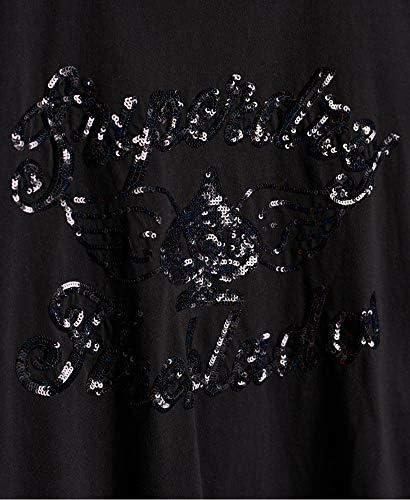 Superdry Sequin Entry T-shirt damski: Odzież