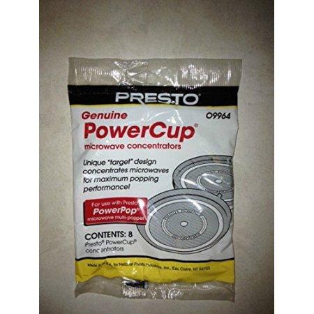 16 Presto Genuine PowerCup Power Cup Microwave POPCORN Popper Concentrator-09964