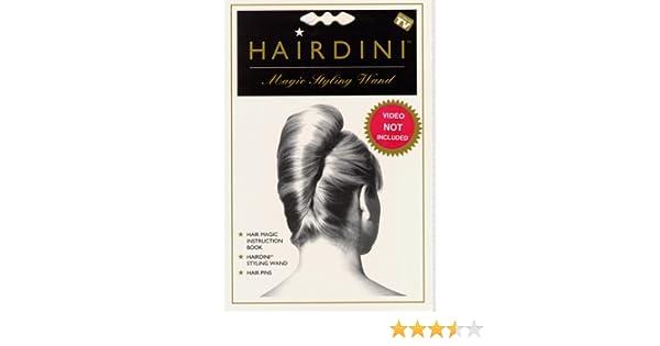 hairdini magic styling wand