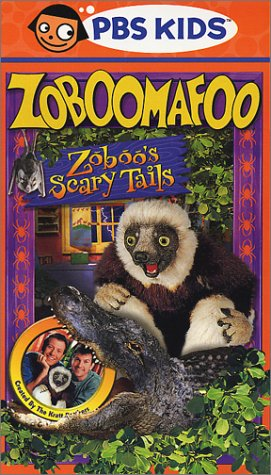 Zoboomafoo - Zoboo's Scary Tails [VHS] by Pbs Home Video