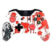 """""""Zombie"""" Xbox One Rapid Fire Modded Controller 40 Mods for COD BO3, Destiny Quickscope, Jitter, Drop Shot, Auto Aim, Jump Shot, Auto Sprint, Fast Reload, Much More"""
