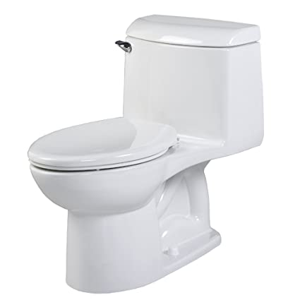 ffb2a56791a American Standard 2034.014.020 Champion-4 Right Height One-Piece Elongated  Toilet