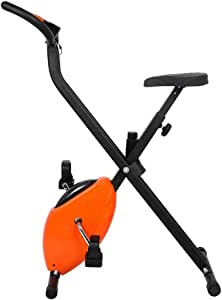 Qys Fitness Ejercicio Bicicleta Spinning pies Bicicleta Plegable ...
