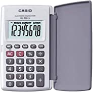 Calculadora de Bolso, Casio, HL-820LV-WE, Branco