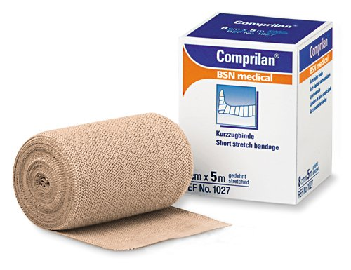 SPECIAL PACK OF 3-Comprilan 10cm X 5m (3.9 ) Each Roll by Comprilan