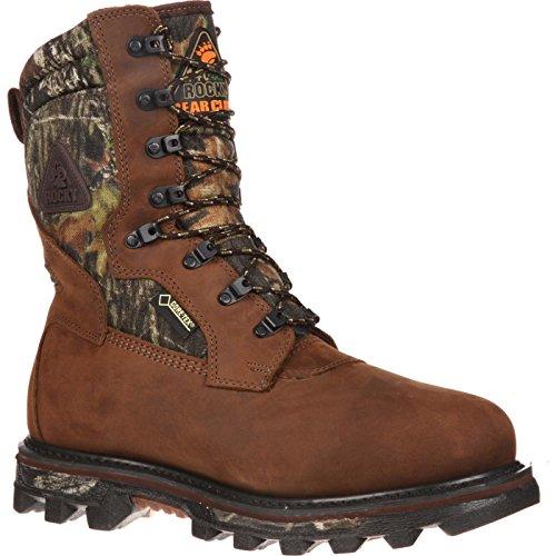 Rocky Men's FQ0009455 Mid Calf Boot, Mossy Oak Break Up Camoflauge, 11 M US