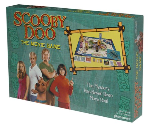 Scooby Doo - The Movie Game