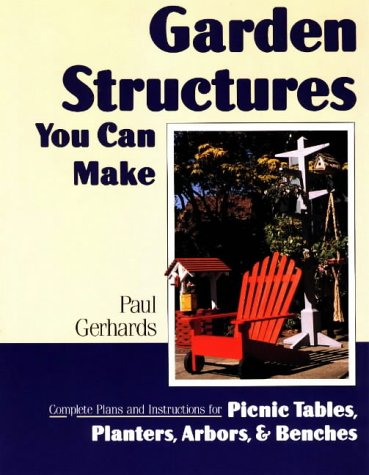 Garden Structures You Can Make (Arbor Planter)
