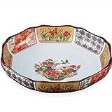 Eight dimensions Morisara ama-365105 Imari Aya Kon enjoy the charm of porcelain classic pattern (japan import)