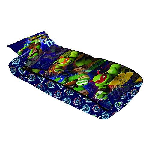 Nickelodeon MY0118 Teenage Mutant Ninja Turtles Primetime Zip-It (Time Turtle)