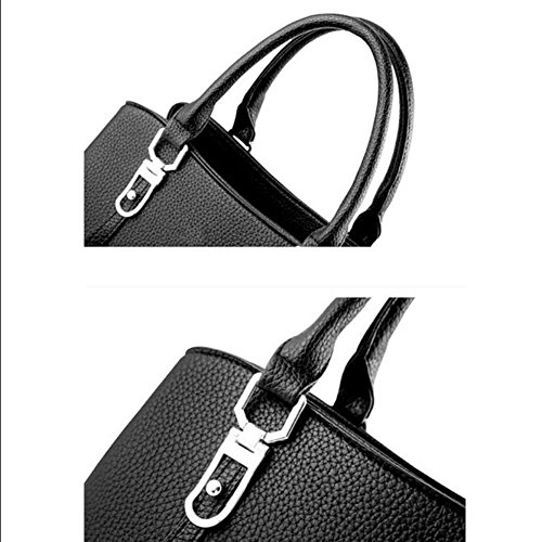 Women's Handbag Shoulder Shopping Shoulder Bag Bag Leather Clutches Tote Women Bags Fashion Toonviolet Women Bag Bags Handbags Bag rwRz5qr