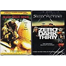 ZERO DARK THIRTY DVD Plus BLACK HAWK DOWN DVD 2-Pack