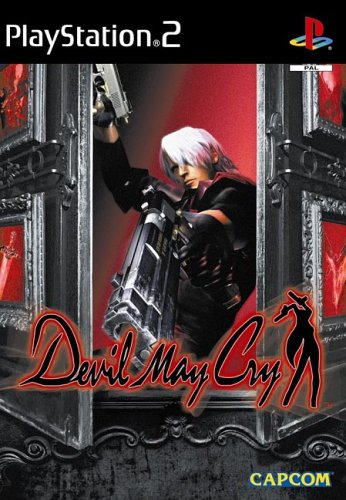 Amazon Com Devil May Cry Ps2 Video Games