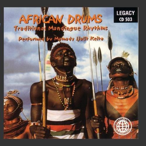 African Drums - Traditional Mandingue Rhythms - Mamady Ijalit Keita