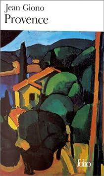 Provence par Giono