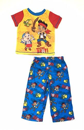 Disney Jake and The Neverland Pirates 2-pc Pajama Set