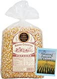 large amish popcorn - Amish Country Popcorn - Extra Large Caramel Type Popcorn with Recipe Guide - 6 Lb Bag