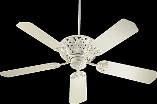 Quorum 85525-67 Windsor 52″ 5-Blade Indoor Ceiling Fan