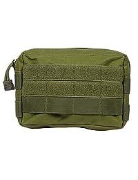 Waterproof Nylon Molle Military Waist Bag Outdoor Sports Travel 600D Phone Belt Loop Bum Fanny Pack Pocket Purse