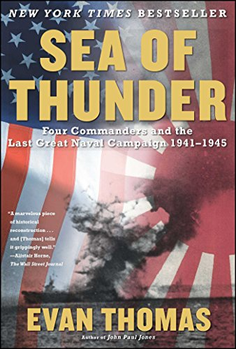 image for Sea of Thunder: Four Commanders and the Last Great Naval Campaign 1941-1945