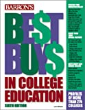Best Buys in College Education 2009, Lucia Solorzano, 0764113453