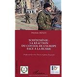 Tchétchénie: la réaction du conseil de l