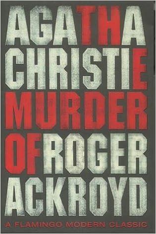 the murder of roger ackroyd summary