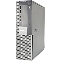 Dell Optiplex 980 SFF Business High Performance Premium Flagship Business Desktop Computer (Intel Quad-Core i7 2.8GHz, 4GB RAM, 500GB HDD, DVD, Windows 7 Professional) (Certified Refurbished)