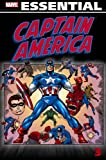 img - for Captain America: Essentials, Vol. 3 book / textbook / text book