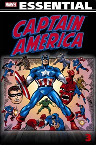 Captain America: Essentials, Vol  3: Stan Lee, Gary Friedrich, Gerry