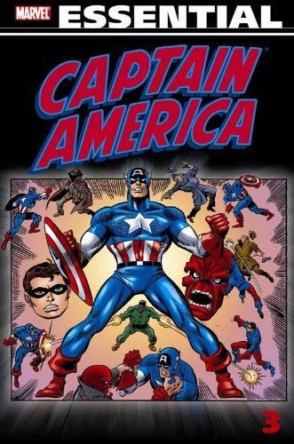 Captain America: Essentials, Vol. 3