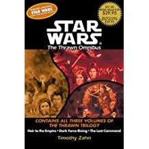Star Wars: The Thrawn Trilogy: Heir to the Empire, Dark Force Rising, The Last Command