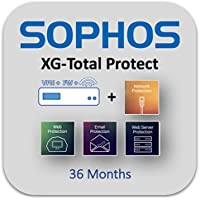 Sophos XG 85 TotalProtect Plus, 3-Year (US Power Cord)