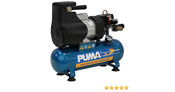 Amazon.com: Puma Air Compressors LA-5706 Professional Direct Drive Compressor: Industrial & Scientific