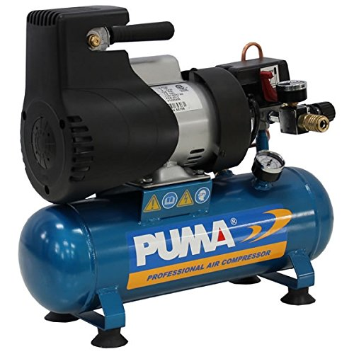 Puma Air Compressors LA-5706 Professional Direct Drive Compressor Puma Industries
