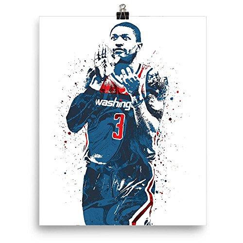 Bradley Beal Washington Wizards Poster