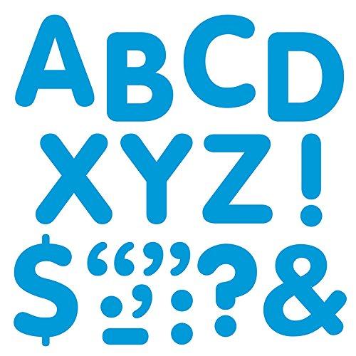 Trend Enterprises Letters & Marks Stick-Eze Stick-On Letters, 2