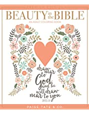 Beauty in the Bible: An Adult Coloring Book, Premium Edition