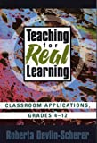 Teaching for Real Learning, Roberta Devlin-Scherer, 1578861926