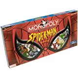 Spider-Man Monopoly by USAopoly