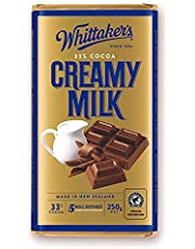 Whittaker's Creamy Milk 250g Block