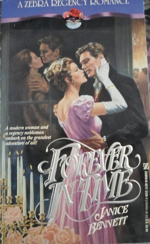 book cover of Forever in Time
