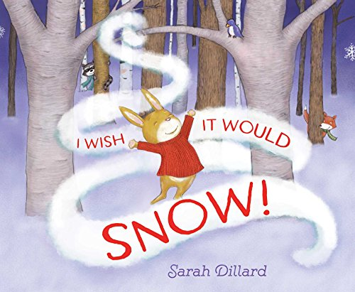 Book Cover: I Wish It Would Snow!