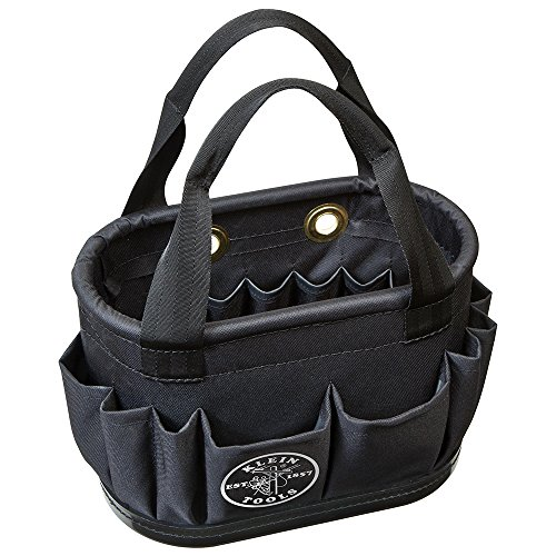 Tool bucket with 29 pockets