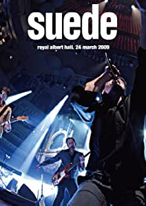 SUEDE LIVE AT THE ROYAL ALBERT HALL DVD(IMPORT)(2DVD+2CD+BOOKLET)(ltd.)