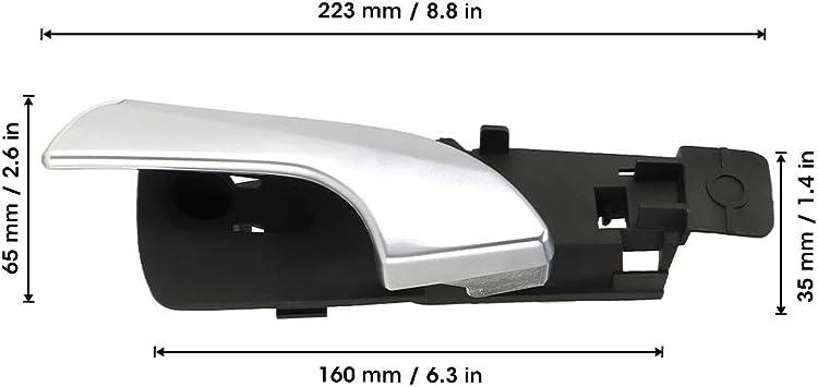 Alfa 1.6 Lucchetto a cavo Opel 2.0 2.4 QUATROS QS10087 1.9 Fiat