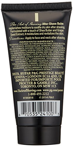 The Art of Shaving After-Shave Balm, Unscented, 1 oz by The Art of Shaving (Image #1)